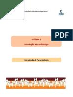 Apostila - Introdução à Parasitologia
