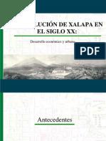Crecimiento Xalapa