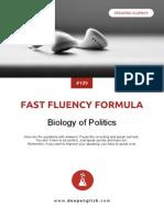 Speaking Fluency 109