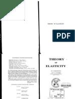 1951 Theory of Elasticity - Timoshenko