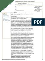 Decreto Nº 603_2013 Salud Publica - Ley Nº 26.657