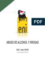 Abuso de Alcohol y Drogas 1