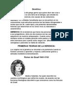 Genetica Emanuel Roca