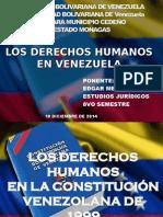Derechos Humanos en Venezuela Edgar