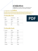 Examples of Adjectives.docx
