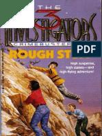 The Three Investigators Crime Busters #3 Rough Stuff