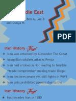 region history project