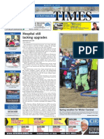March 13, 2015 Strathmore Times