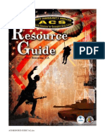Acs Resource Guide