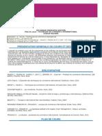 Plan de Cours Technique Du Commerce International