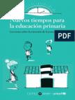 Nuevos Tiempos Para La Educacion Primaria