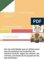 Normas y Disciplina
