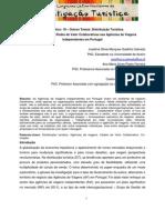 Redes de Valor Colaborativas Nas Agencias de Viagens Independentes Em Portugal