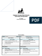 4th grade science curriculum guide 2014