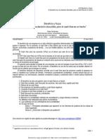 Beneficio y Flujos - Pablo Fernandez