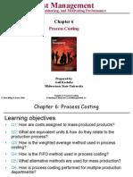 Process Costing Presentation