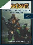 1 WarCraft - De Sangre y Honor
