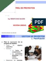 Septima Unidad - Pert -Control de Proyectos