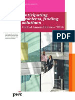 Pwc Global Annual Review 2014