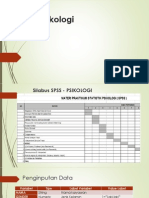 1 PPT - Psikologi