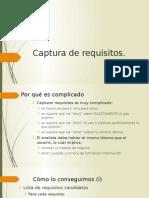 Captura de Requisitos