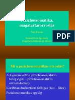 Tury Ferenc - Pszichoszomatika_magatartasorvoslas