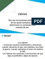 1 -valores ACTITUDES