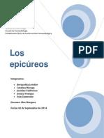 Epicureos PDF