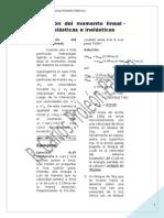 Tema 08 - Colisones y Conservación Del Momento Lineal