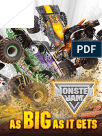 Monster Jam 2014 Press Kit