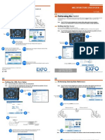 Quick Reference Guide FOT-930 English