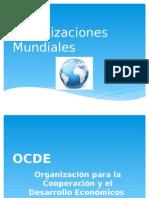Organizaciones Mundiales