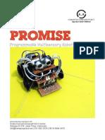 Panduan Perakitan SINAURO Robot PROMISE