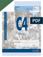 Ciencias 4º Ano - 1º Bimestre - 2015
