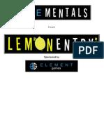 Lemonentry 2015