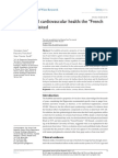 IJWR 8159 Red Wine and Cardiovascular Health the French Paradox Rev 011610