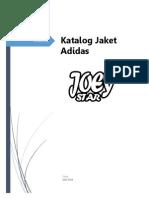 Katalog Jaket Adidas