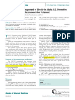 USPSTF Guidelines12