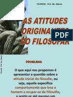 Atitudes Originantes Do Filosofar_slide