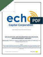 ECC NCND Agreement