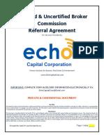 ECC Broker Referral Agreement