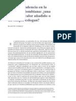 La independencia de la edición en Colombia