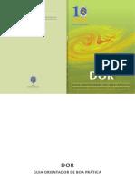 Cadernos de Dor - abordagem clinica