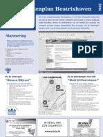 Calamiteitenplan Beatrixhaven 2006