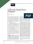 Upside Down Kingdom - Tim Keller