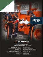 Propuesta Tecnica Economica Huayllay