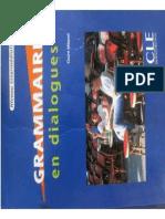 Grammaire en Dialogues Niveau Intermediaire - Clair Miquel 2007 ISBN 9782090352160