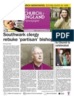 Church of England Newspaper 13March2015 Southwark Declaration