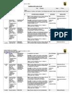 Planificación Diaria Noviembre, Matemática, Quinto Básico 2014, Paola Armijo
