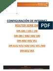 1) Manual de Configuracion de Internet Router Serie DIR